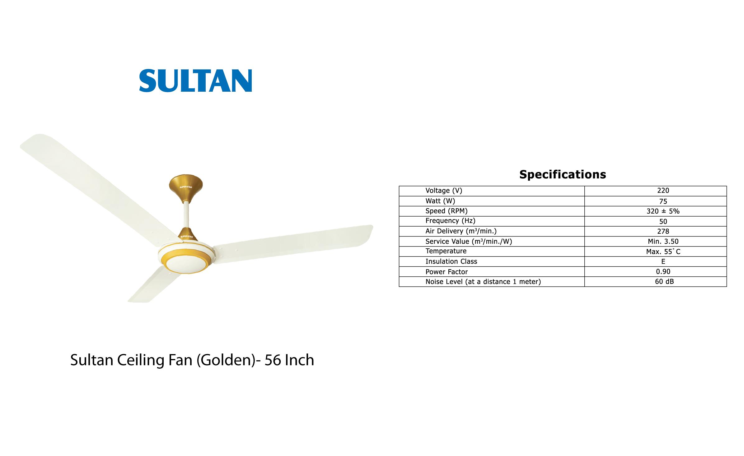Sultan Fan